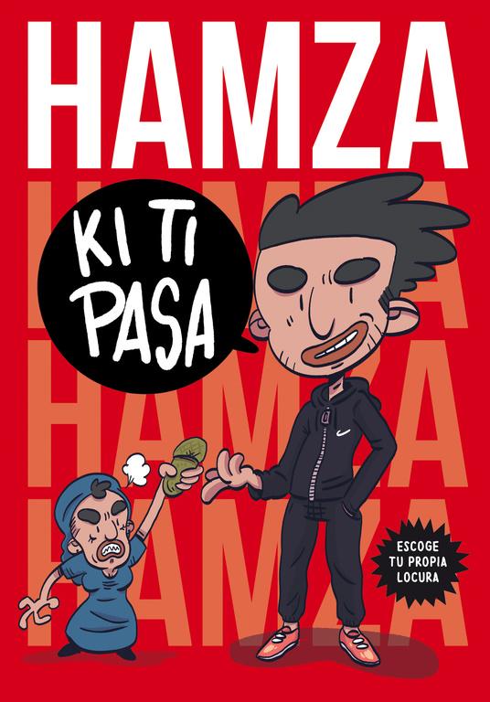 Resultado de imagen de KiTiPasa, Hamza