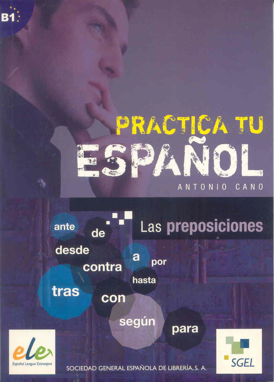 Las Preposiciones por Antonio Cano epub