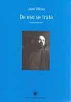 De Eso Se Trata: Ensayos Literarios por Juan Villoro Gratis