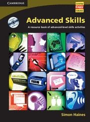 Advanced Skills: 1 Cd-audio (1 Spiral Binding) por Simon Haines