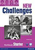 New Challenges Starter Workbook & Audio Cd Pack Secundaria por Vv.aa. epub