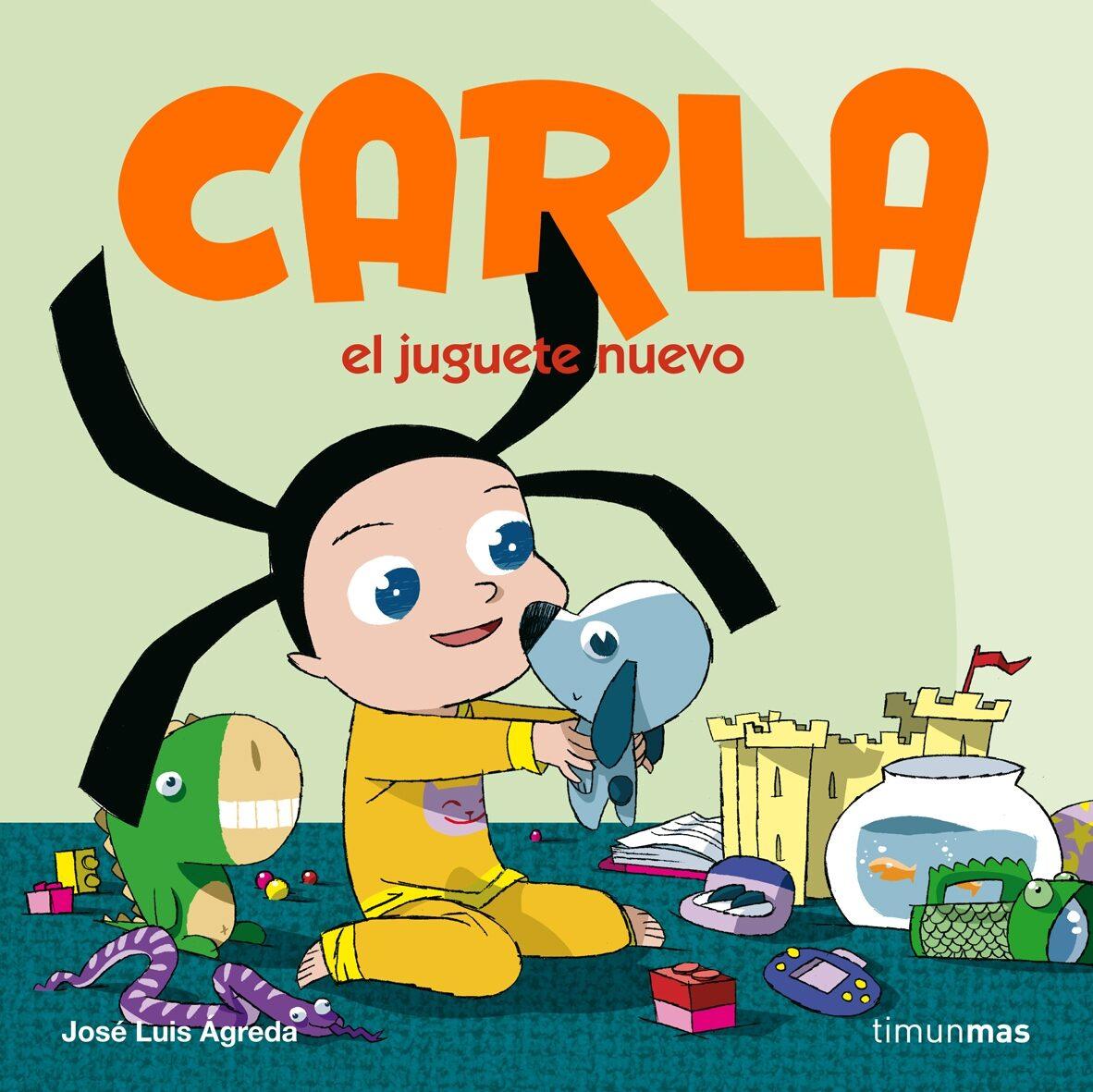 Carla: El Juguete Nuevo por Jose Luis Agreda epub