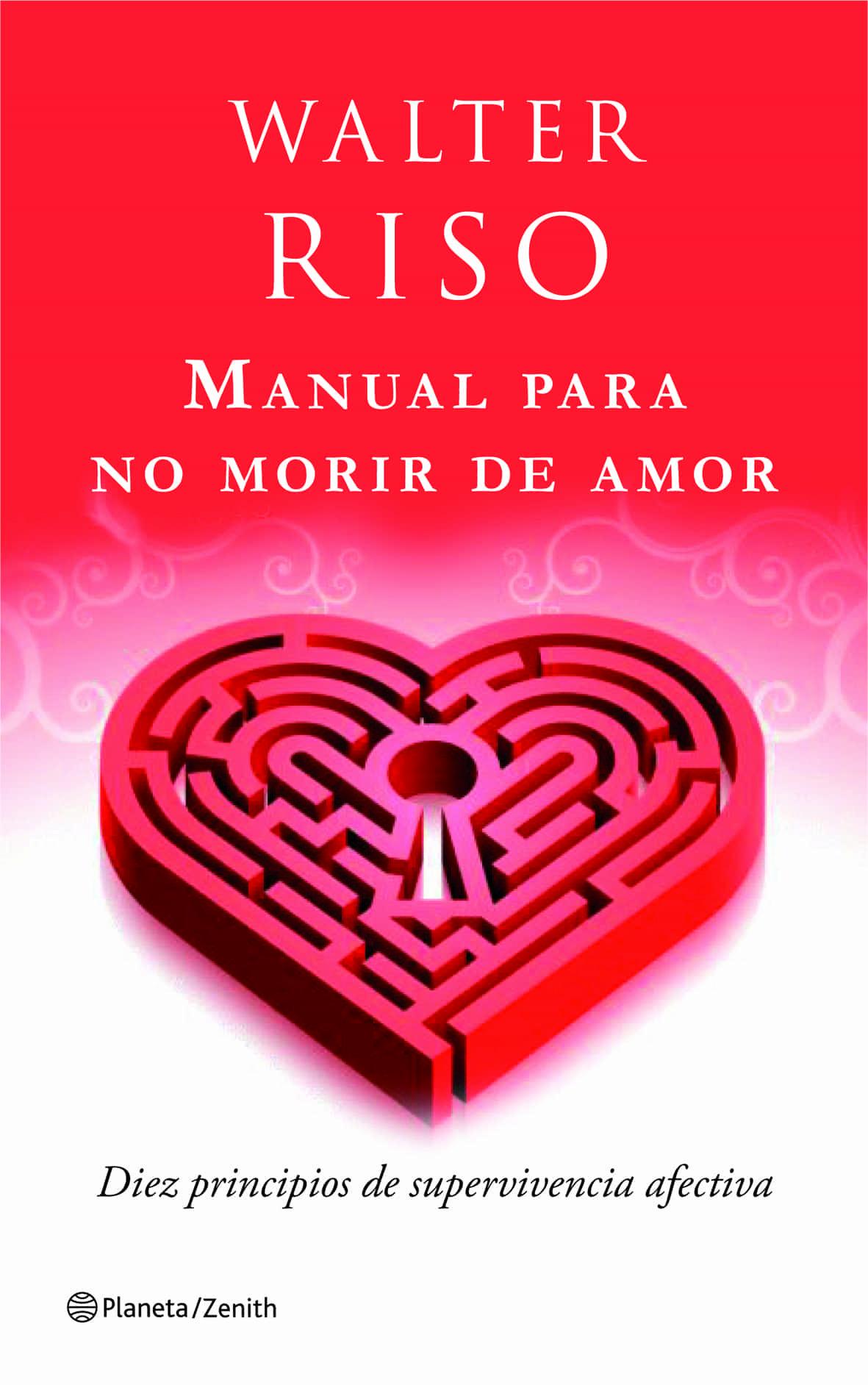 Resultado de imagen para manual para no morir de amor