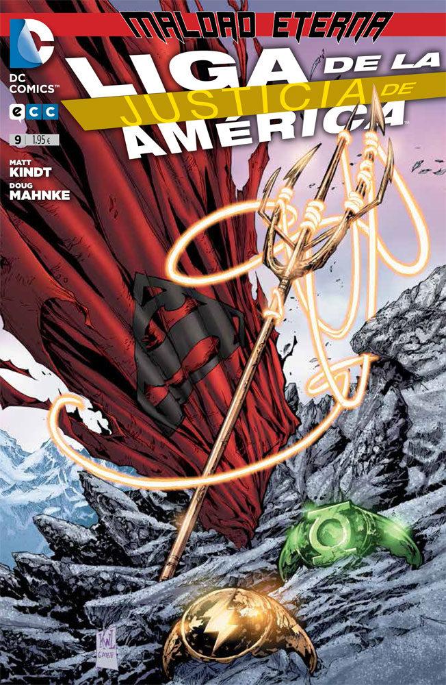 Liga De La Justicia De America Nº 9 por Doug Mahnke epub