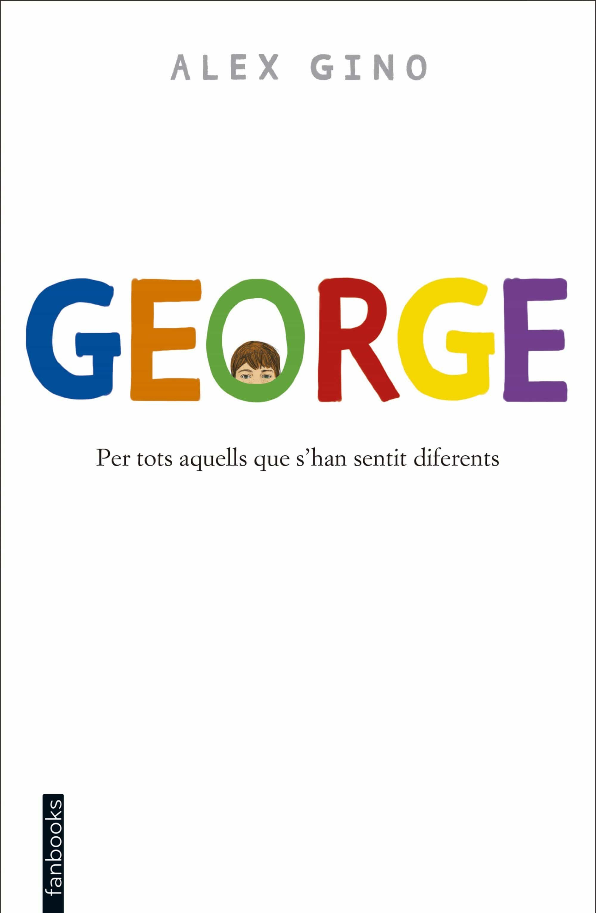 george-alex gino-9788416297580