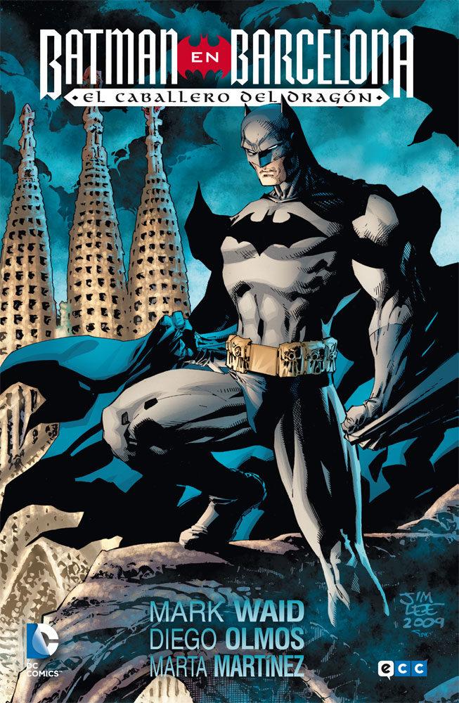 Batman En Barcelona: El Caballero Del Dragon  por Mark Waid;                                                                                    Diego Olmos epub