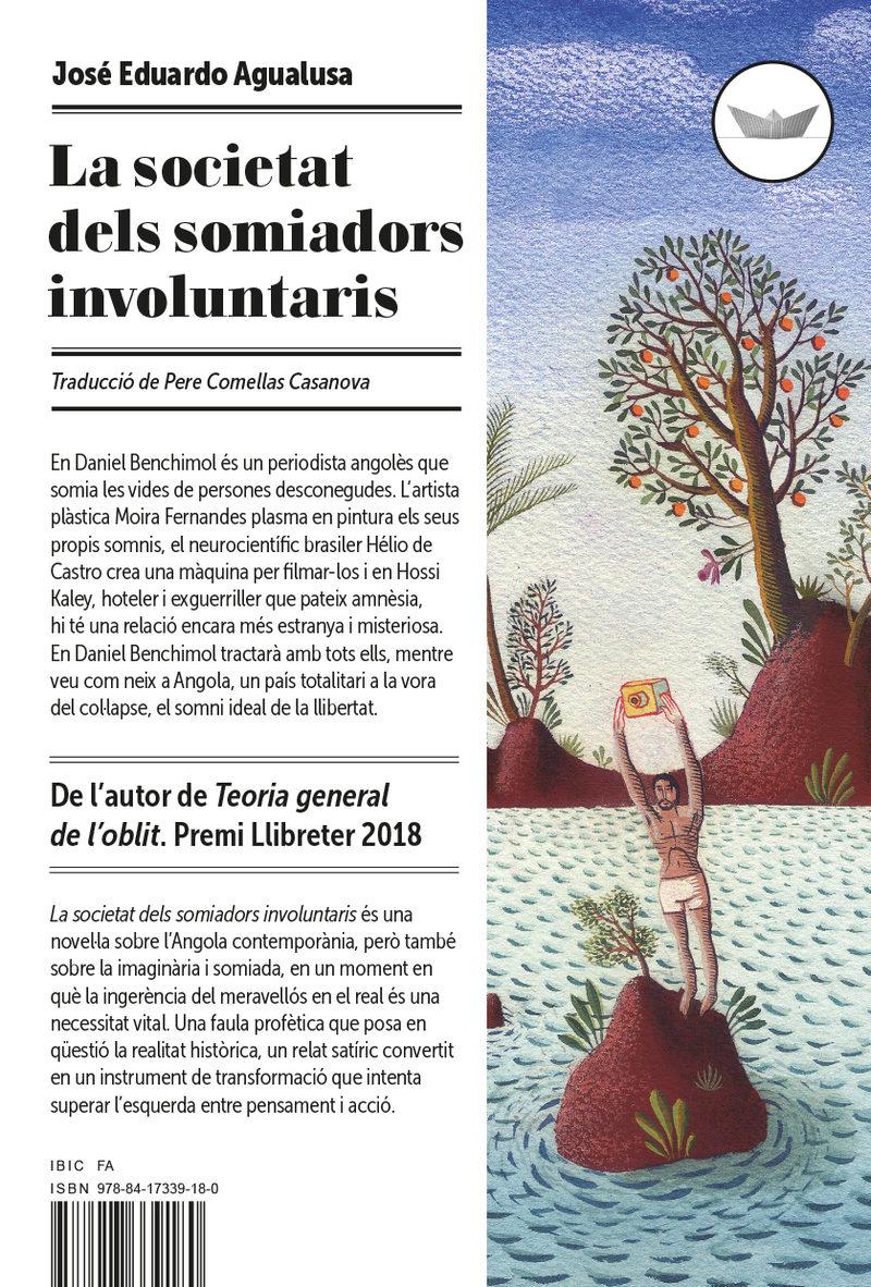 la societat dels somiadors involuntaris-jose eduardo agualusa-9788417339180