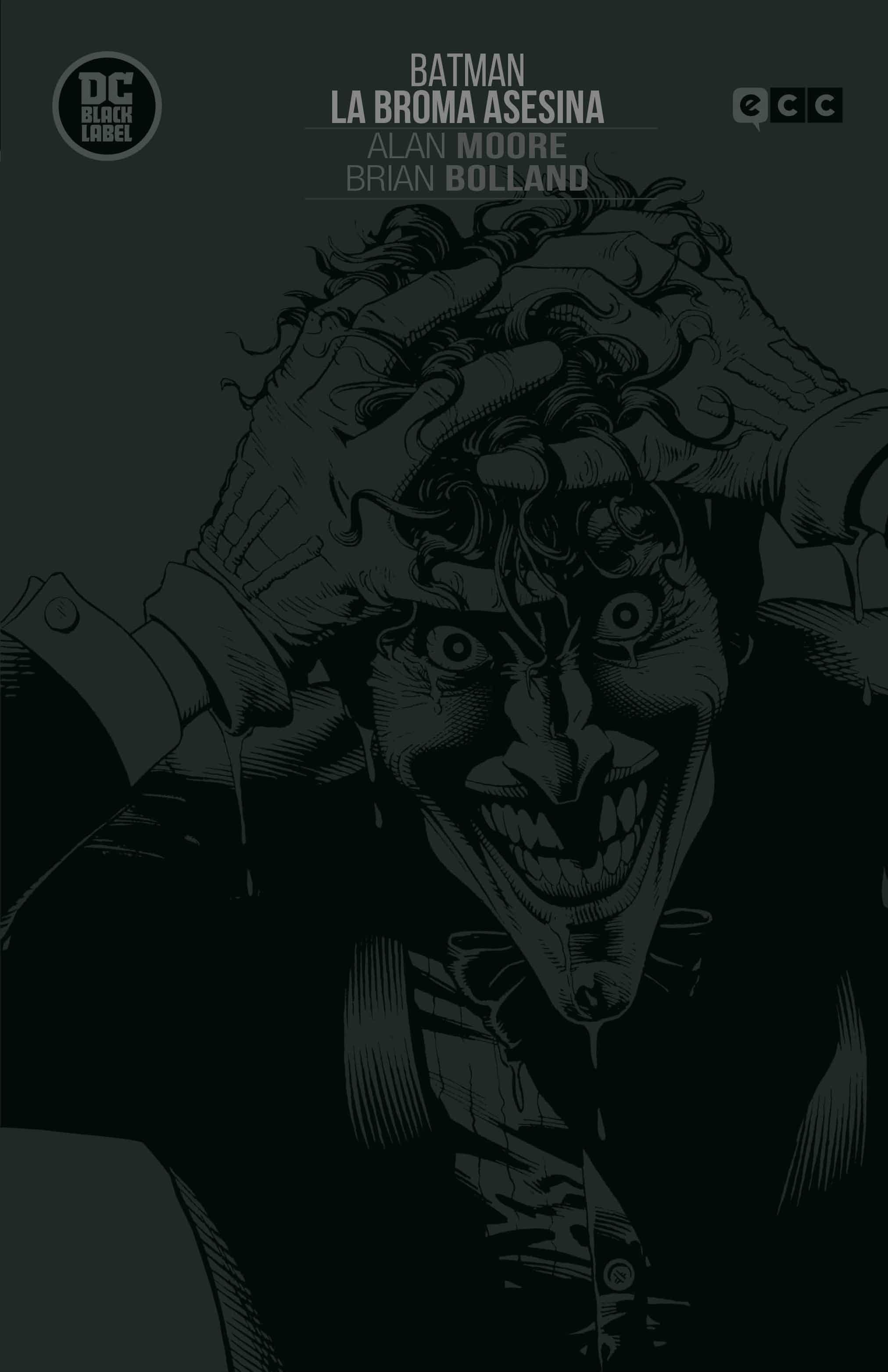 batman: la broma asesina - edicion black label-alan moore-9788417722180