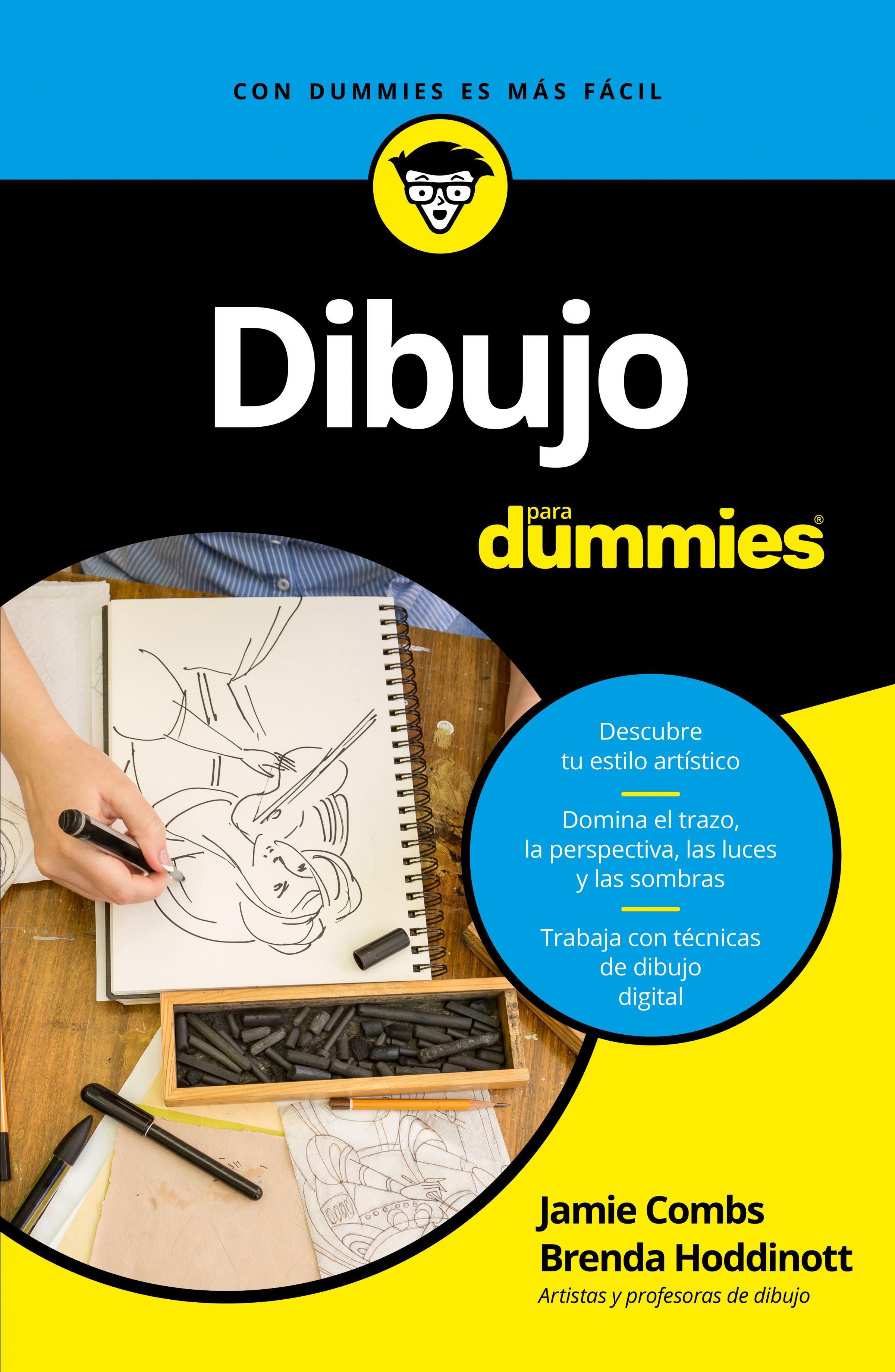 DIBUJO PARA DUMMIES EBOOK  BRENDA HODDINOT  Descargar libro PDF