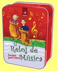 El Reloj De Musica: El Juego Para Niños por Vv.aa.