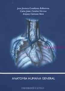 anatomia humana general-j. jimenez-castellanos ballesteros-carlos javier catalina herrera-amparo carmona bono-9788447207480