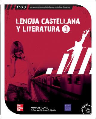 Lengua Castellana Y Literatura 3º Eso (projecte Fluvia) por Vv.aa. epub