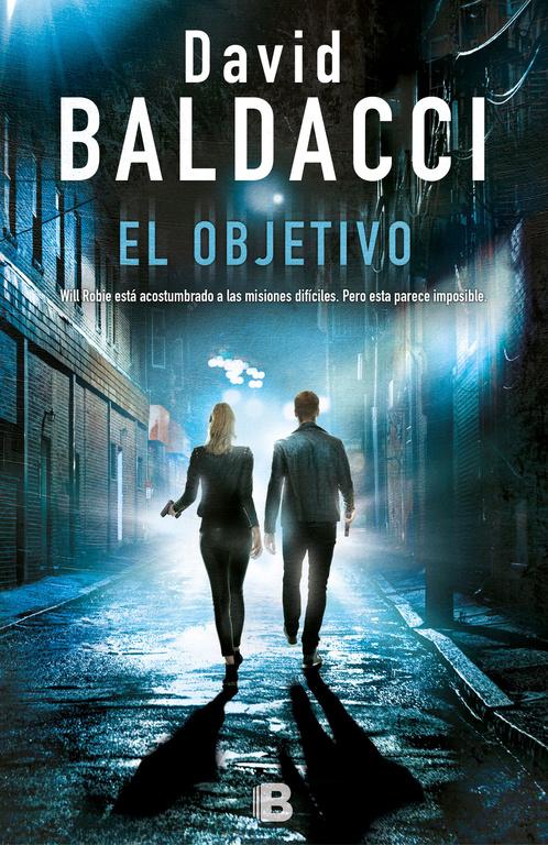 el objetivo (will robie 3)-david baldacci-9788466662680
