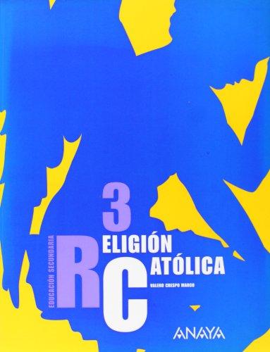 Religion Catolica 3º Eso por Vv.aa. epub