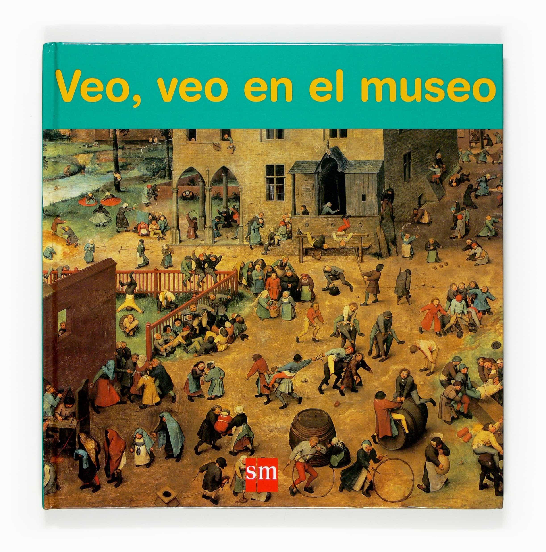 Veo, Veo En El Museo por Judith Cressy Gratis