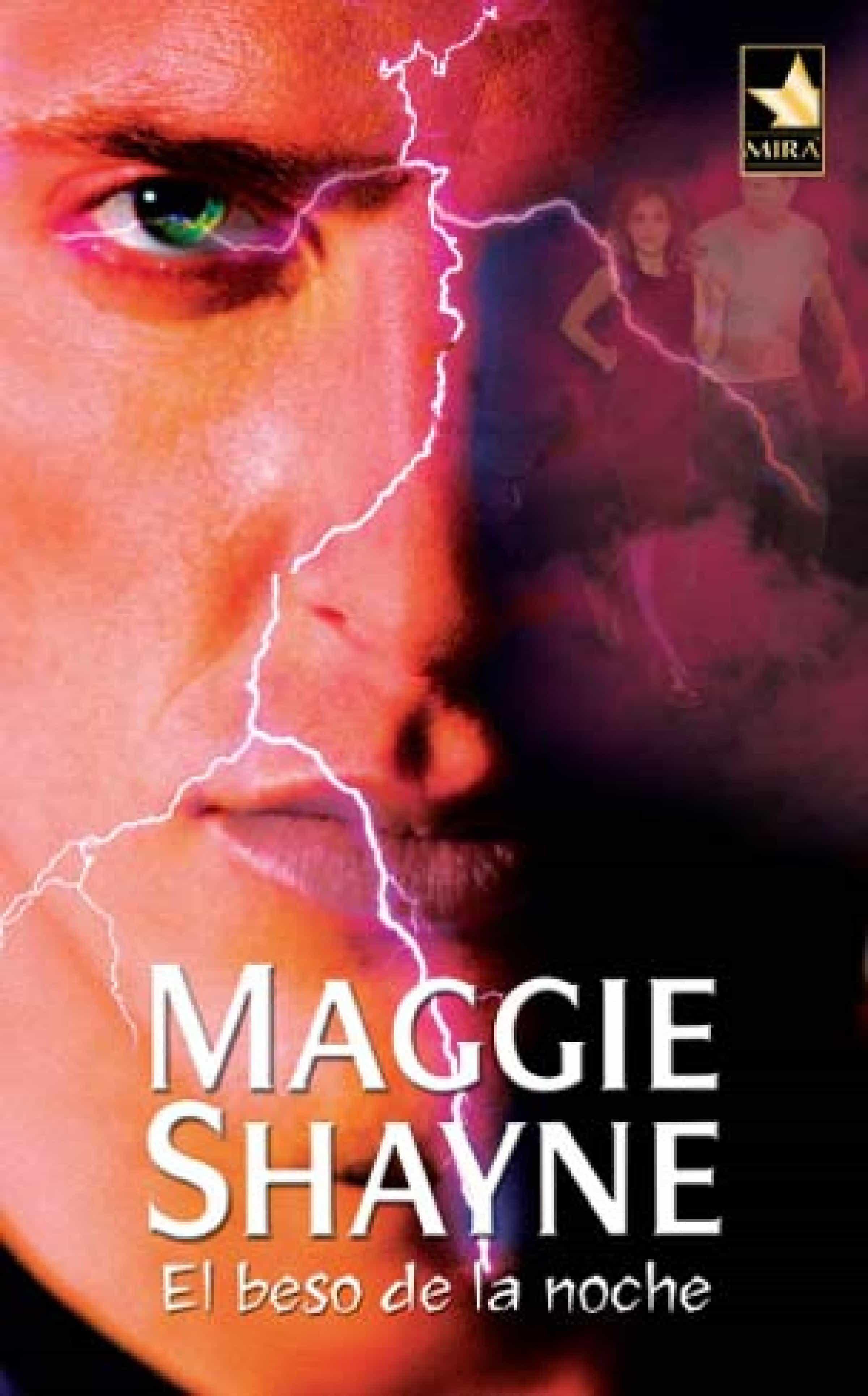 maggie shayne el beso de la noche