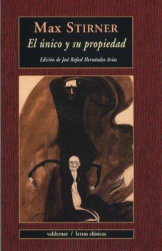 descargar EL UNICO Y SU PROPIEDAD pdf, ebook