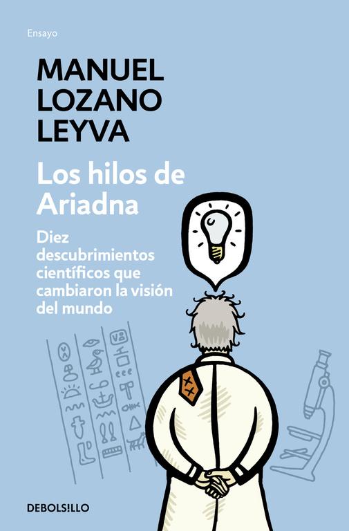LOS HILOS DE ARIADNA, de Manuel Lozano Leyva 9788483467480