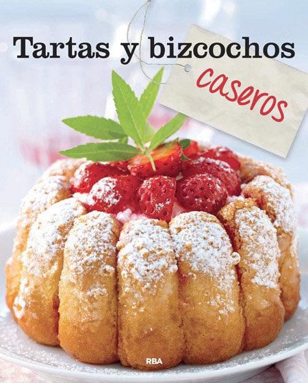 (pe) tartas y bizcochos caseros-9788490562680