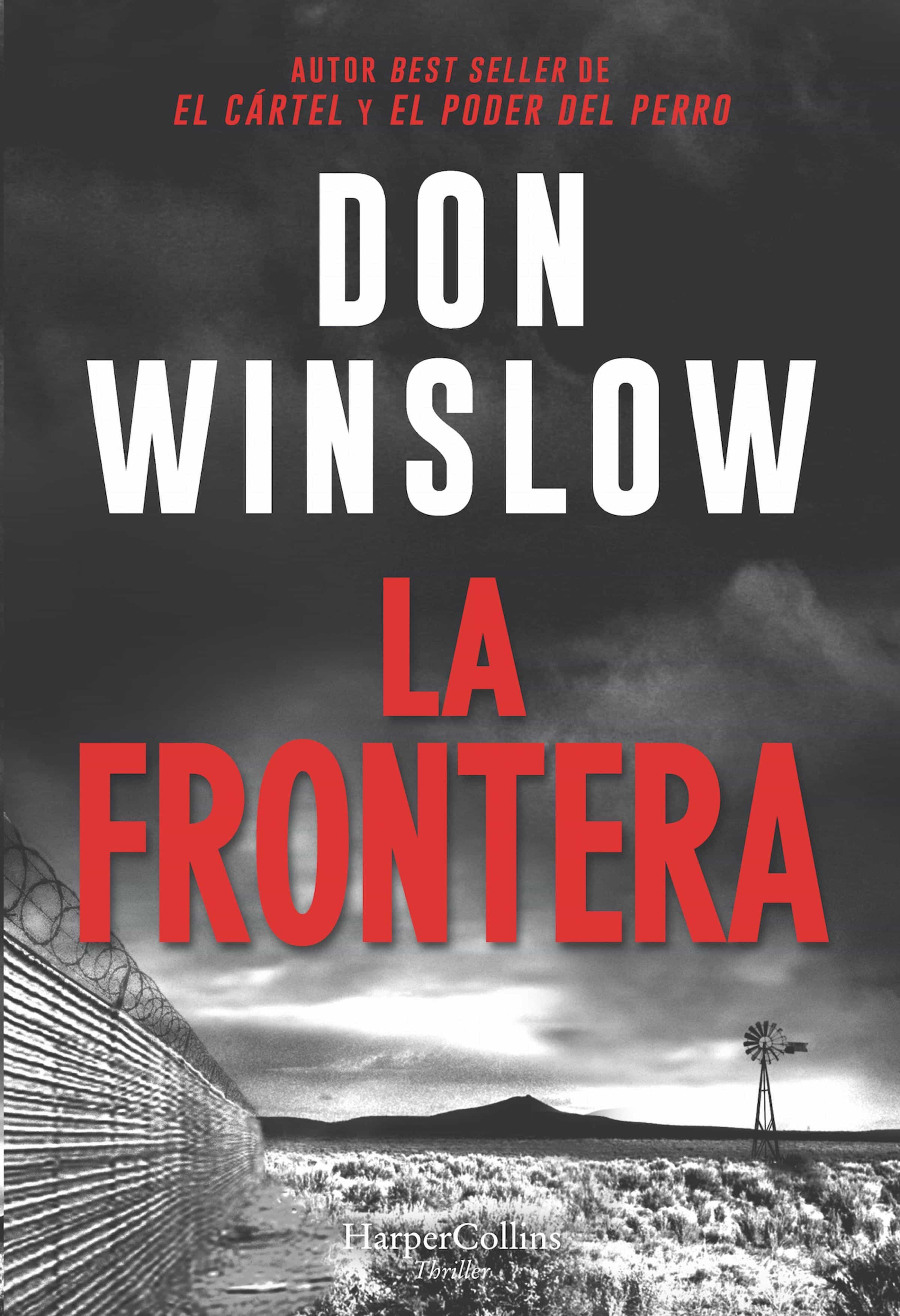 la frontera (ebook)-don winslow-9788491393580