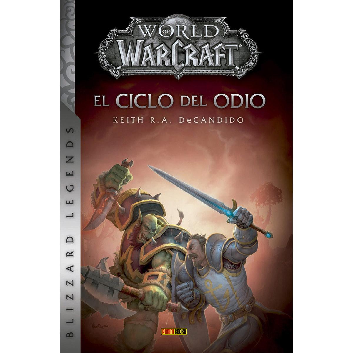 World Of Warcraft El Ciclo Del Odio Vvaa Comprar Libro