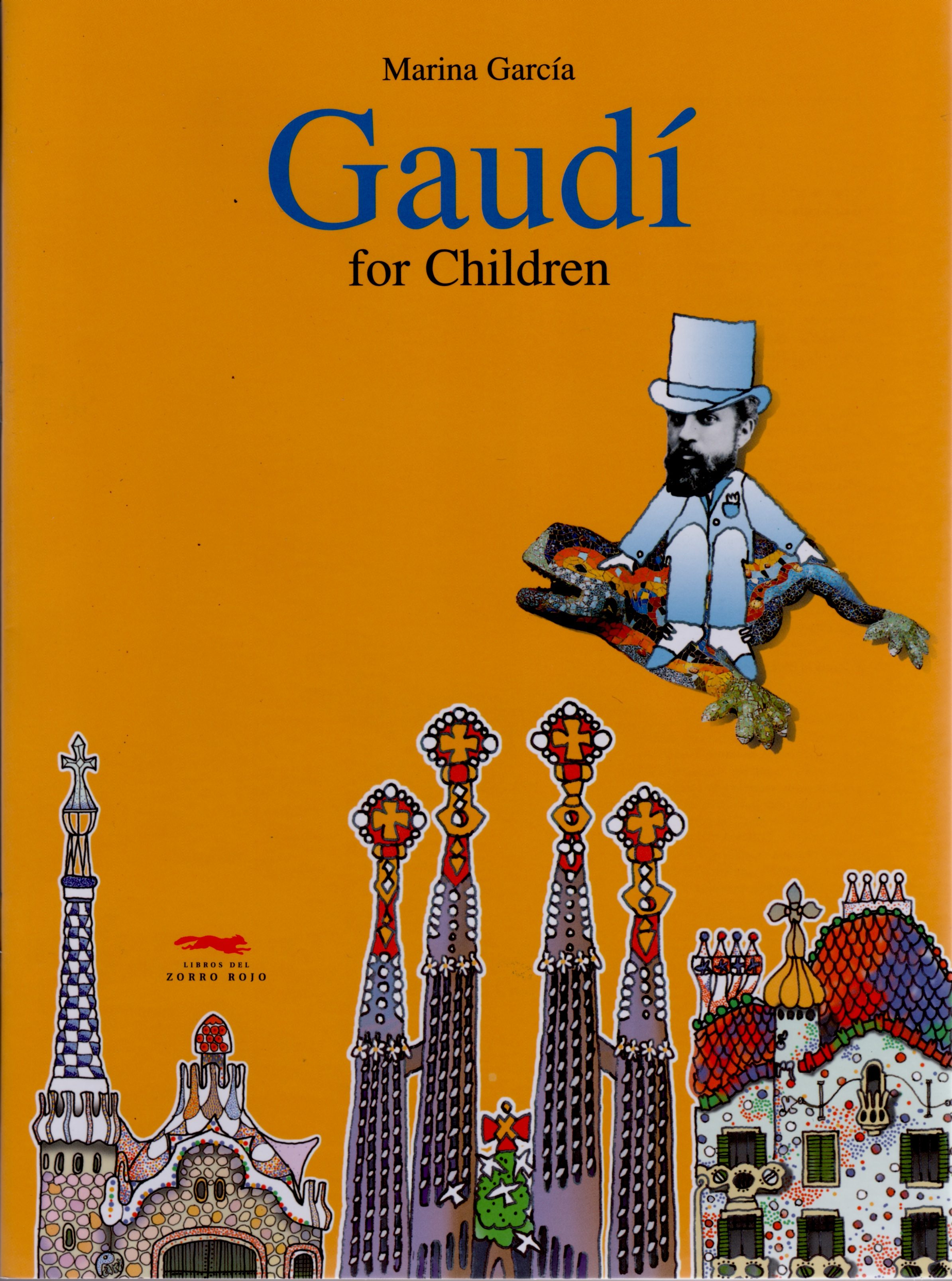 Gaudi For Children por Marina Garcia epub