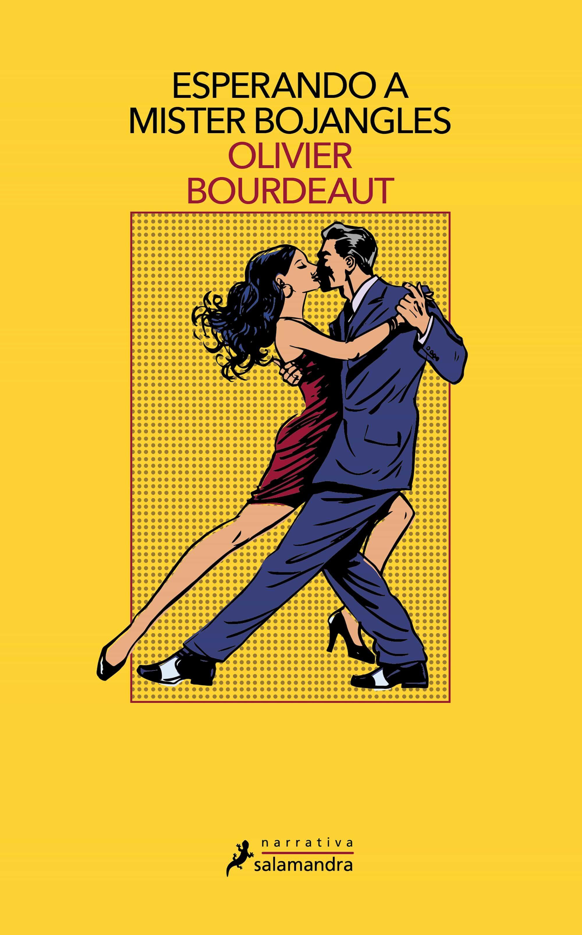 Esperando A Mister Bojangles por Olivier Bourdeaut