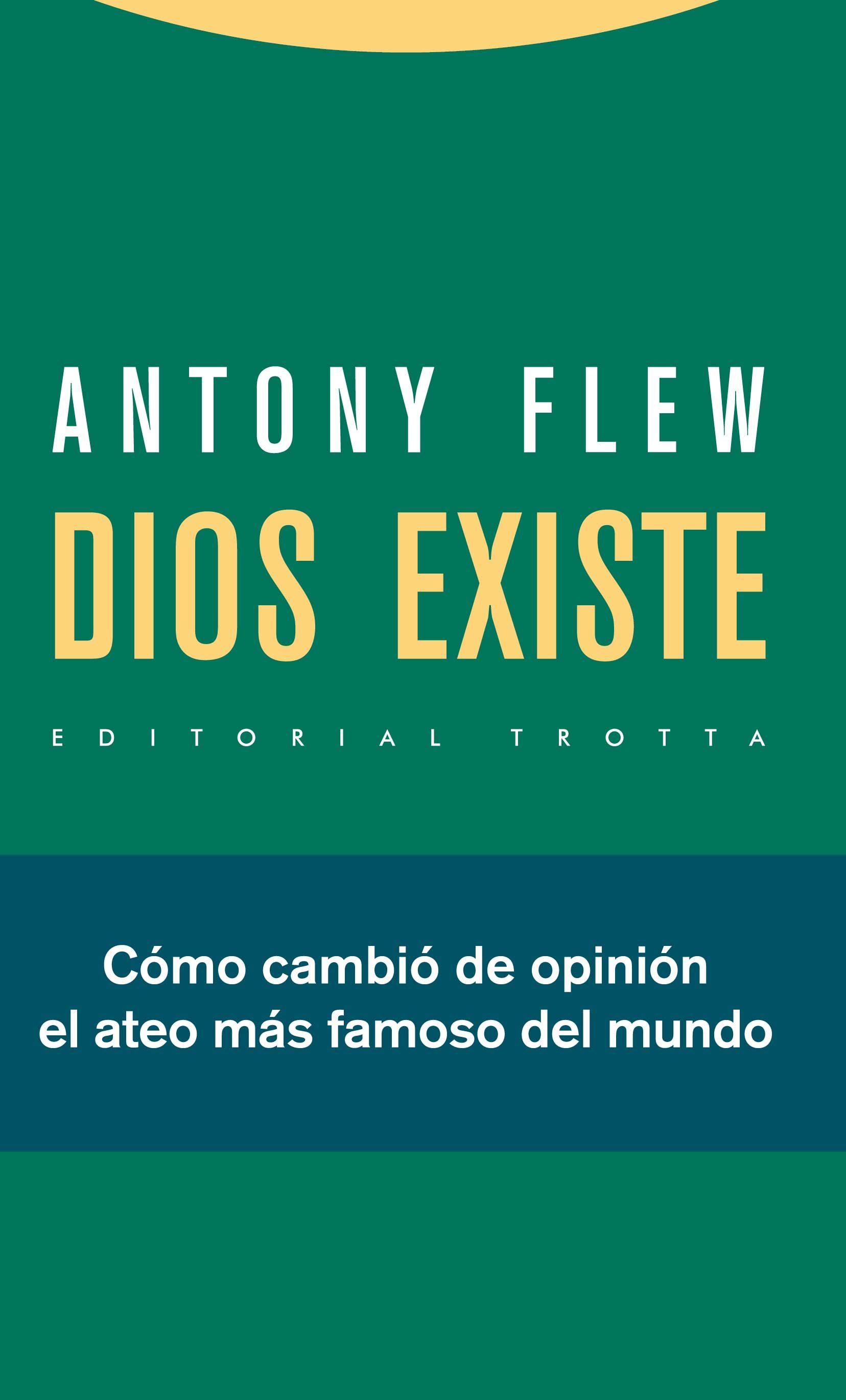 dios existe-antony flew-9788498793680