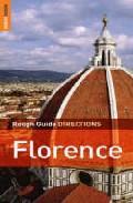 Ruogh Guide Florence Directions ( Edition 2 ) por Vv.aa. epub