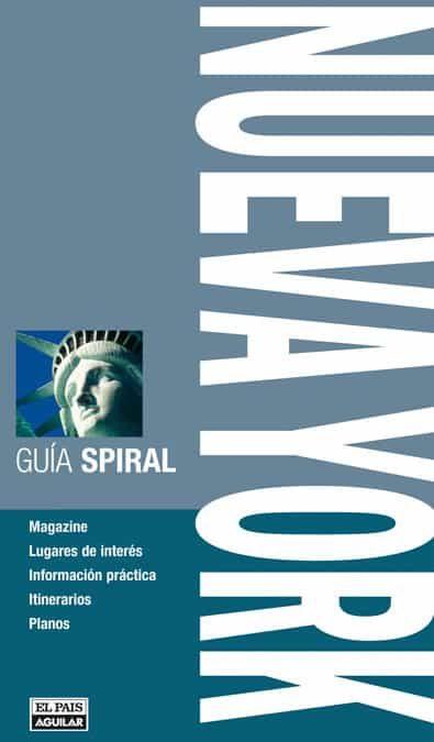 nueva york 2010 (guia spiral)-9788403509290