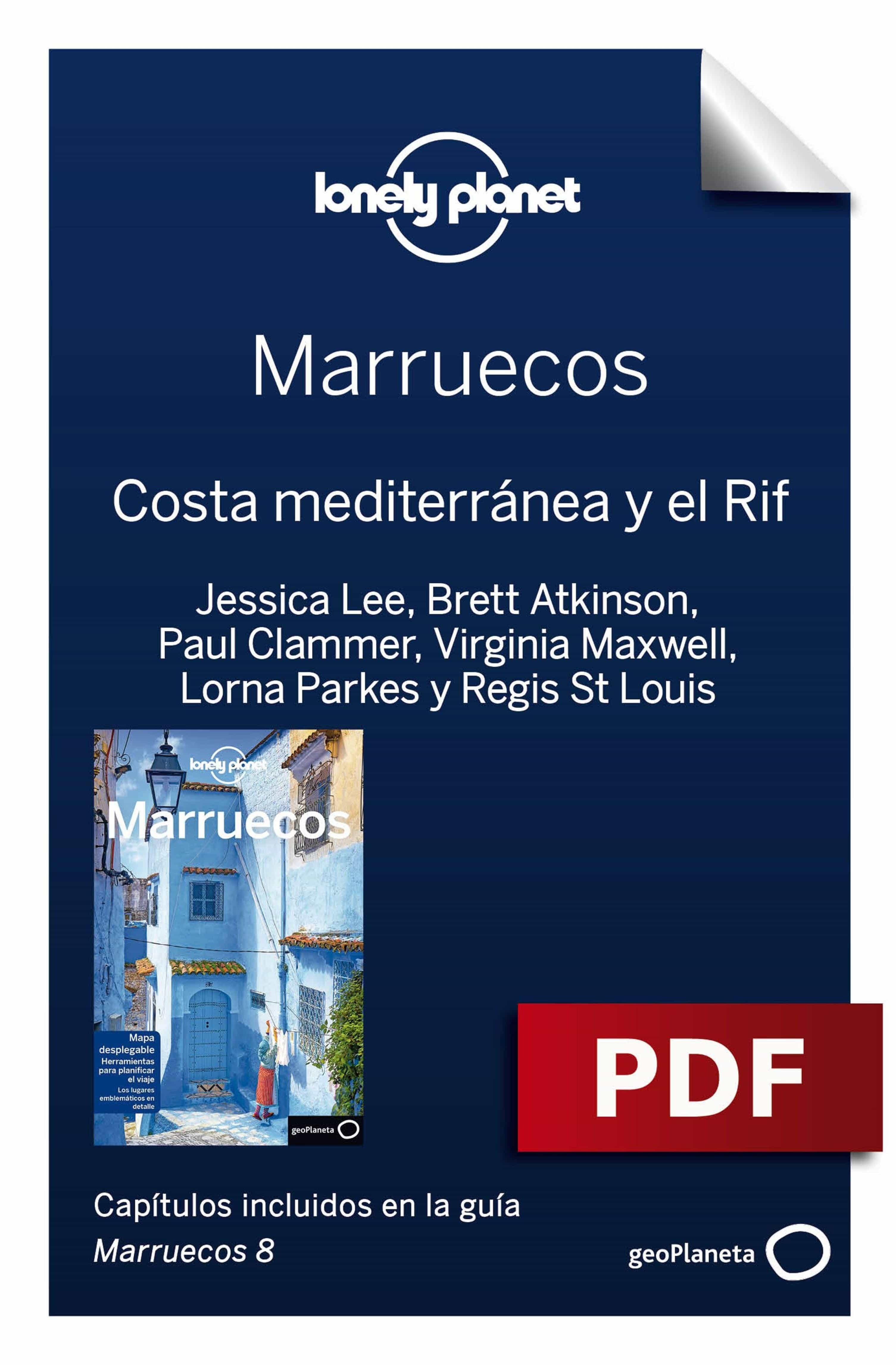 Marruecos 8. Costa Mediterránea Y El Rif   por Vv.aa.