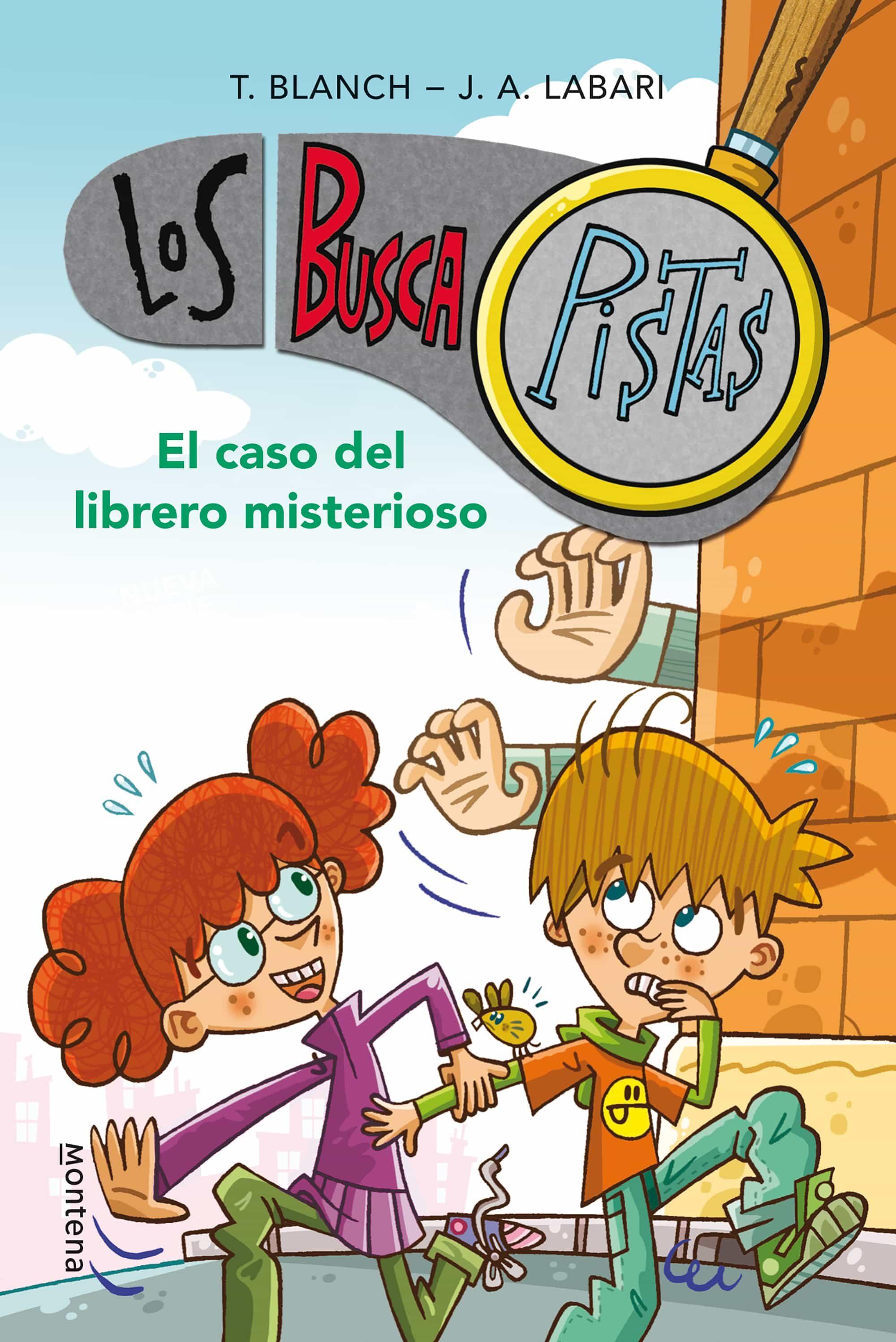 Los Buscapistas 2: El Caso Del Librero Misterioso por T. Blanch;                                                           J. A. Labari