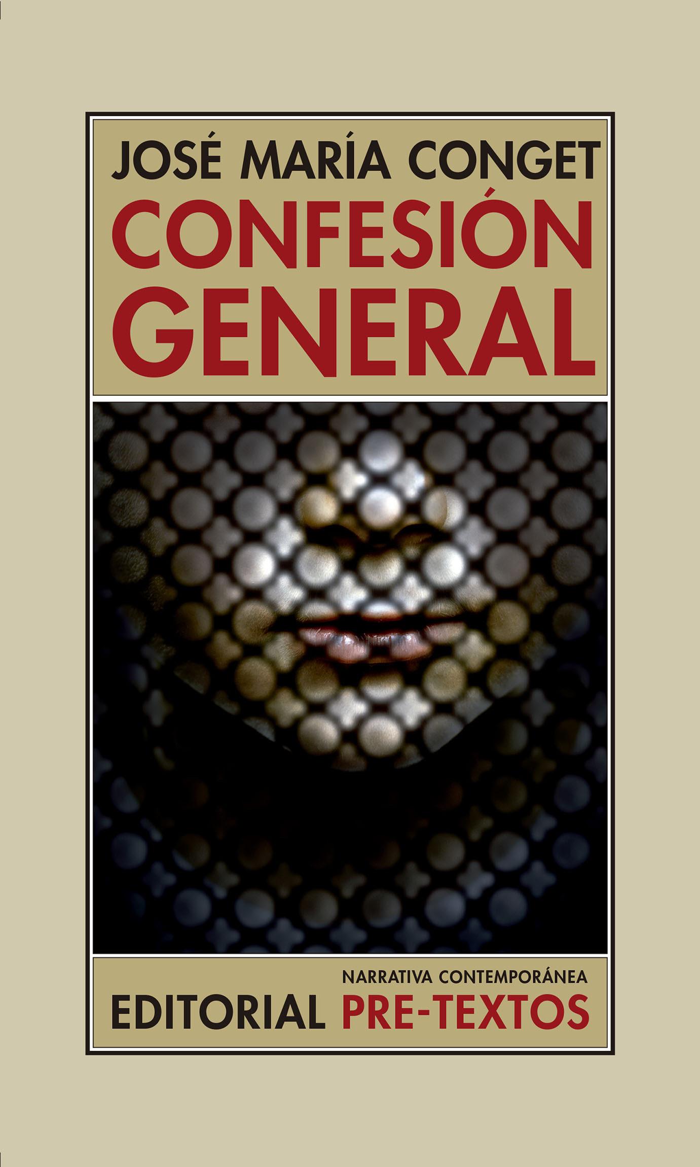 Resultado de imagen de confesión general jose maria conget