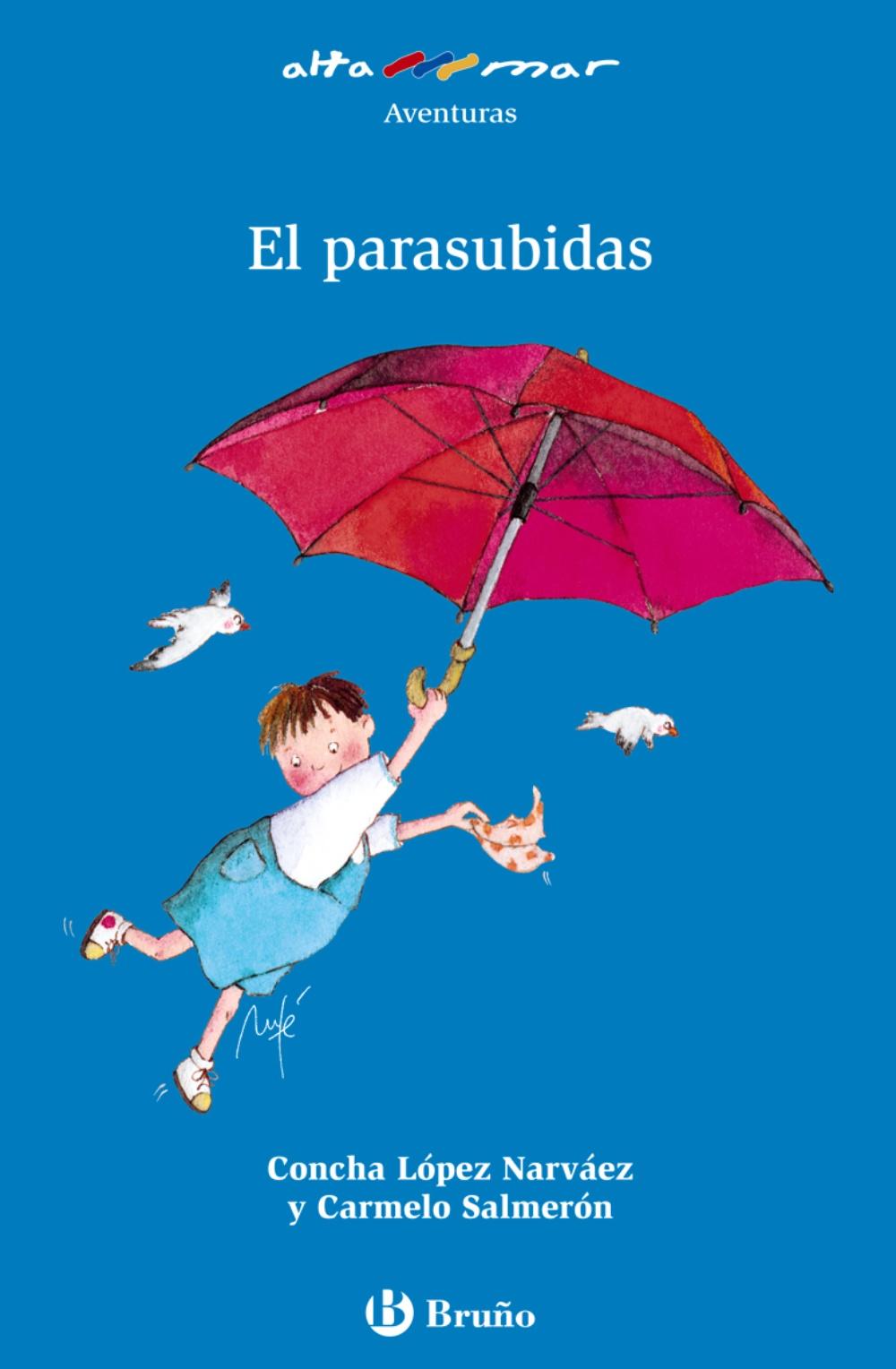 El Parasubidas por Concha Lopez Narvaez
