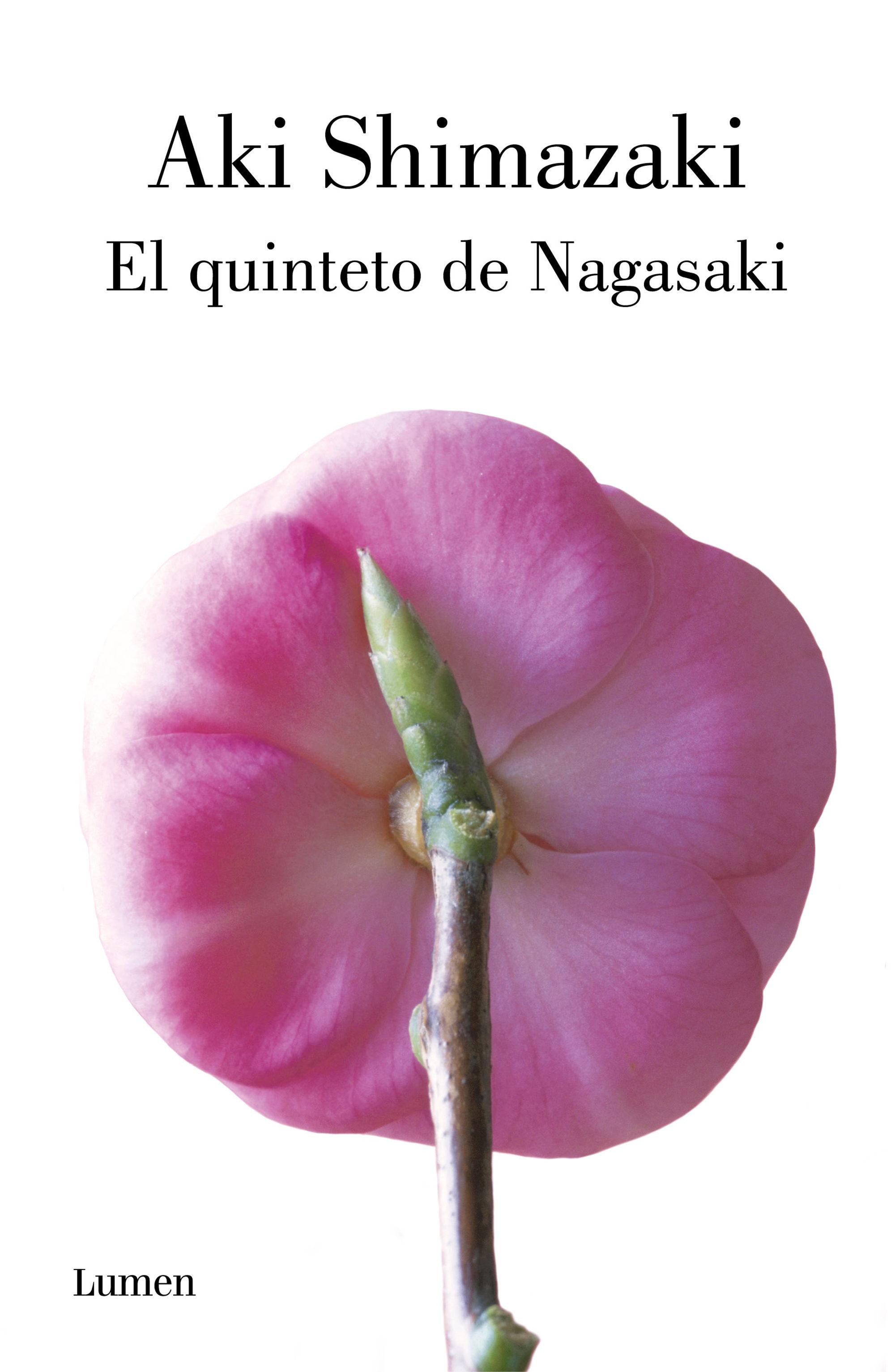 El Quinteto De Nagasaki   por Aki Shimazaki