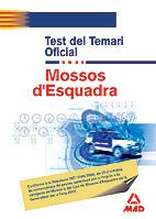 Mossos D Esquadra: Test Del Temari Oficial por Vv.aa. epub