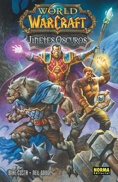 World Of Warcraft Jinetes Oscuros Mike Costa Comprar Libro