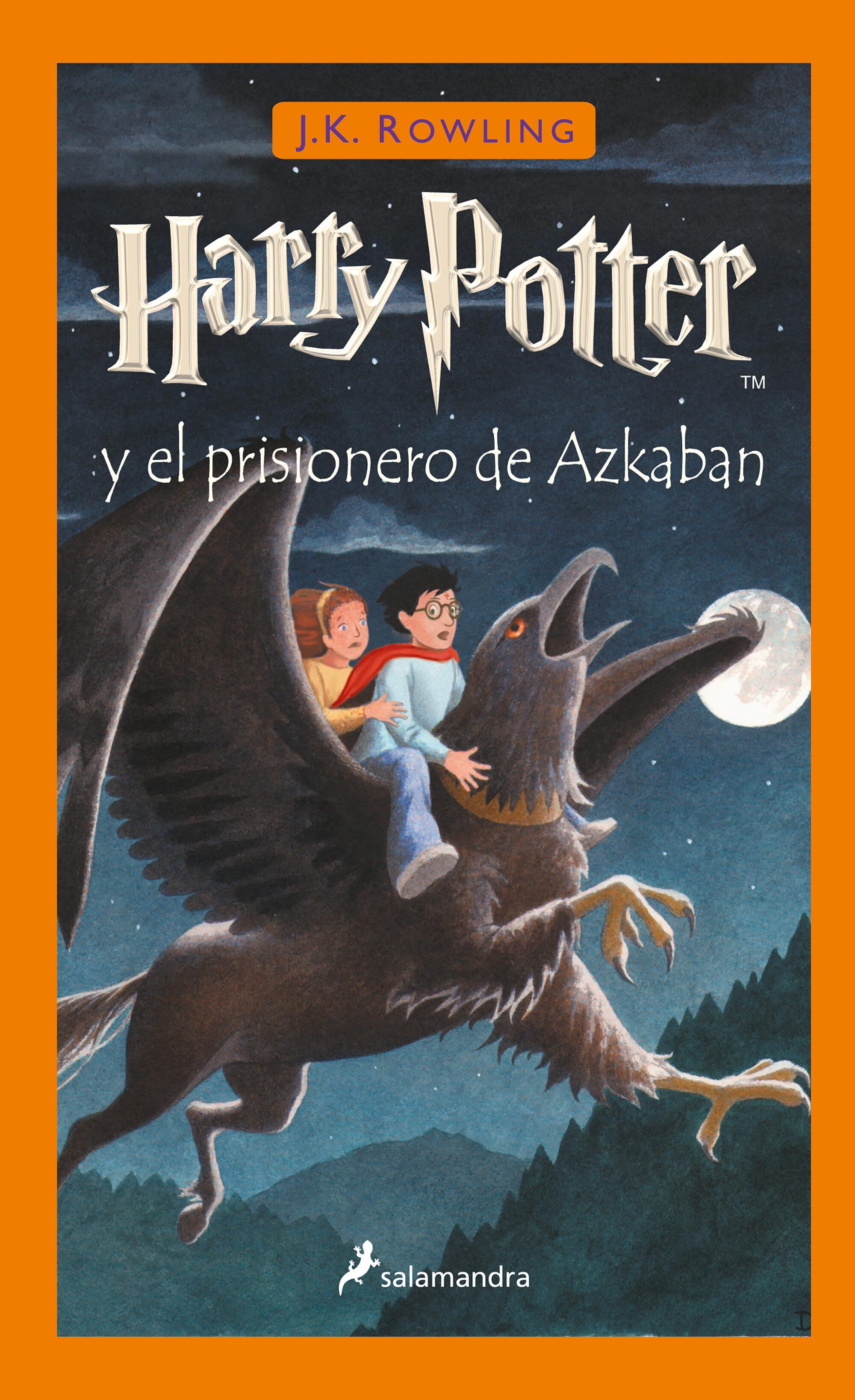 Resultado de imagen de Harry potter y prisionero libro