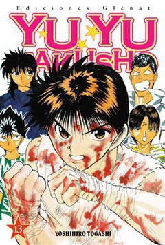 Yu Yu Hakusho Nº 13 por Yoshihiro Togashi
