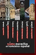 siete maravillas del romanico español-pedro luis huerta-9788489483590