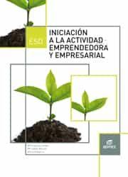 iniciación a la actividad emprendedora y empresarial 3º eso edicion 2015-9788490784990