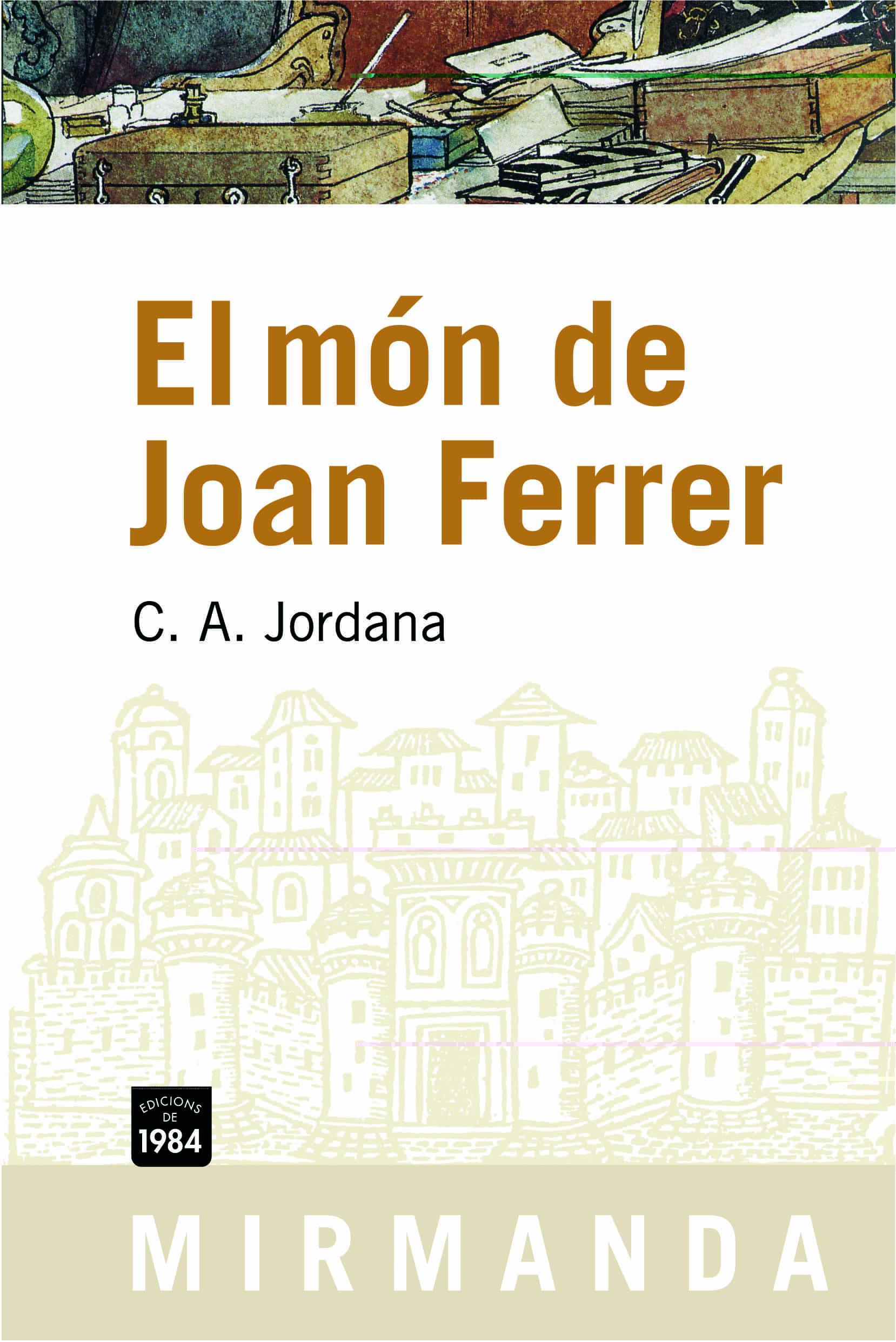 El Mon De Joan Ferrer por C.a. Jordana epub