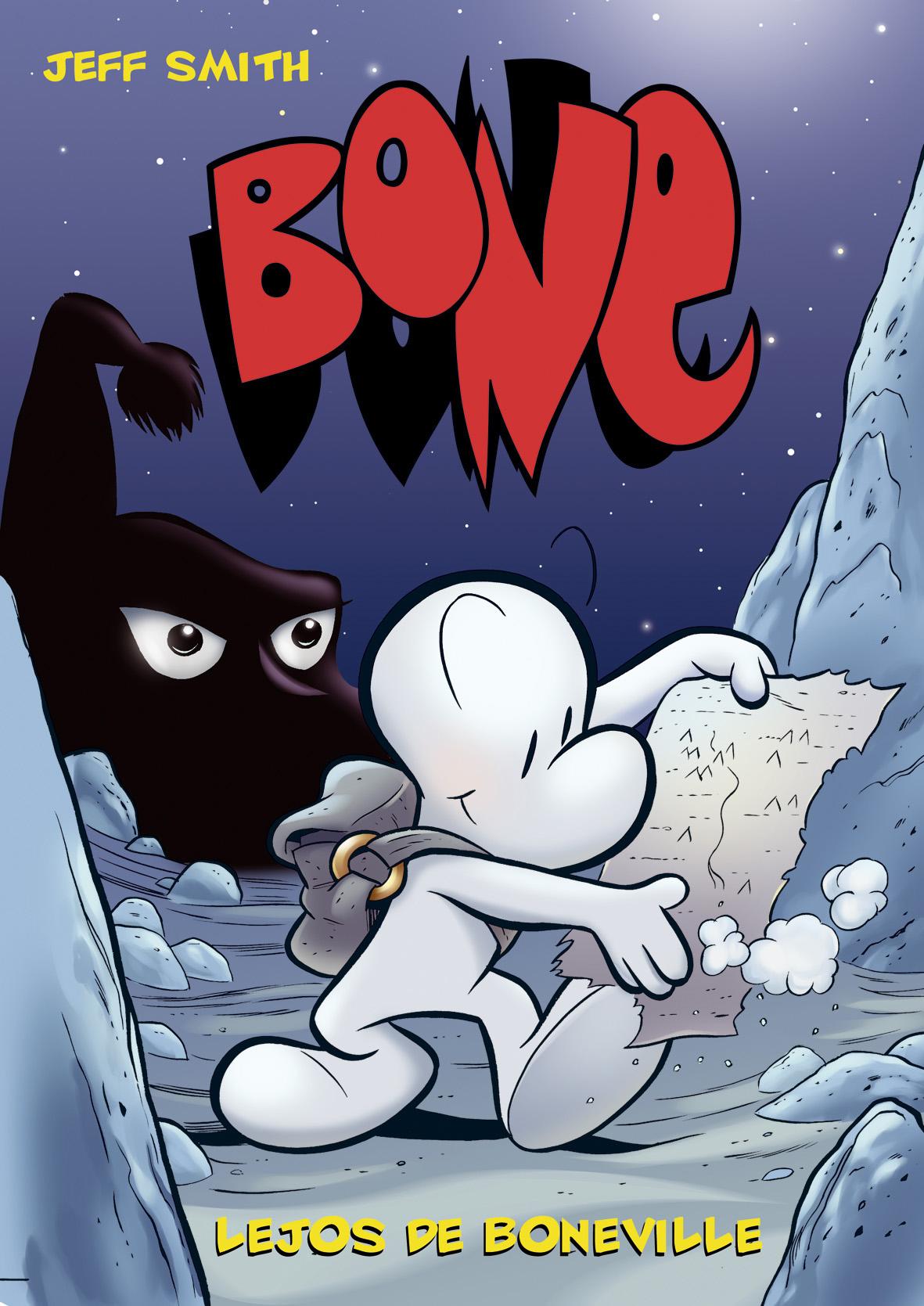 Bone Nº1: Lejos De Boneville por Jeff Smith Gratis