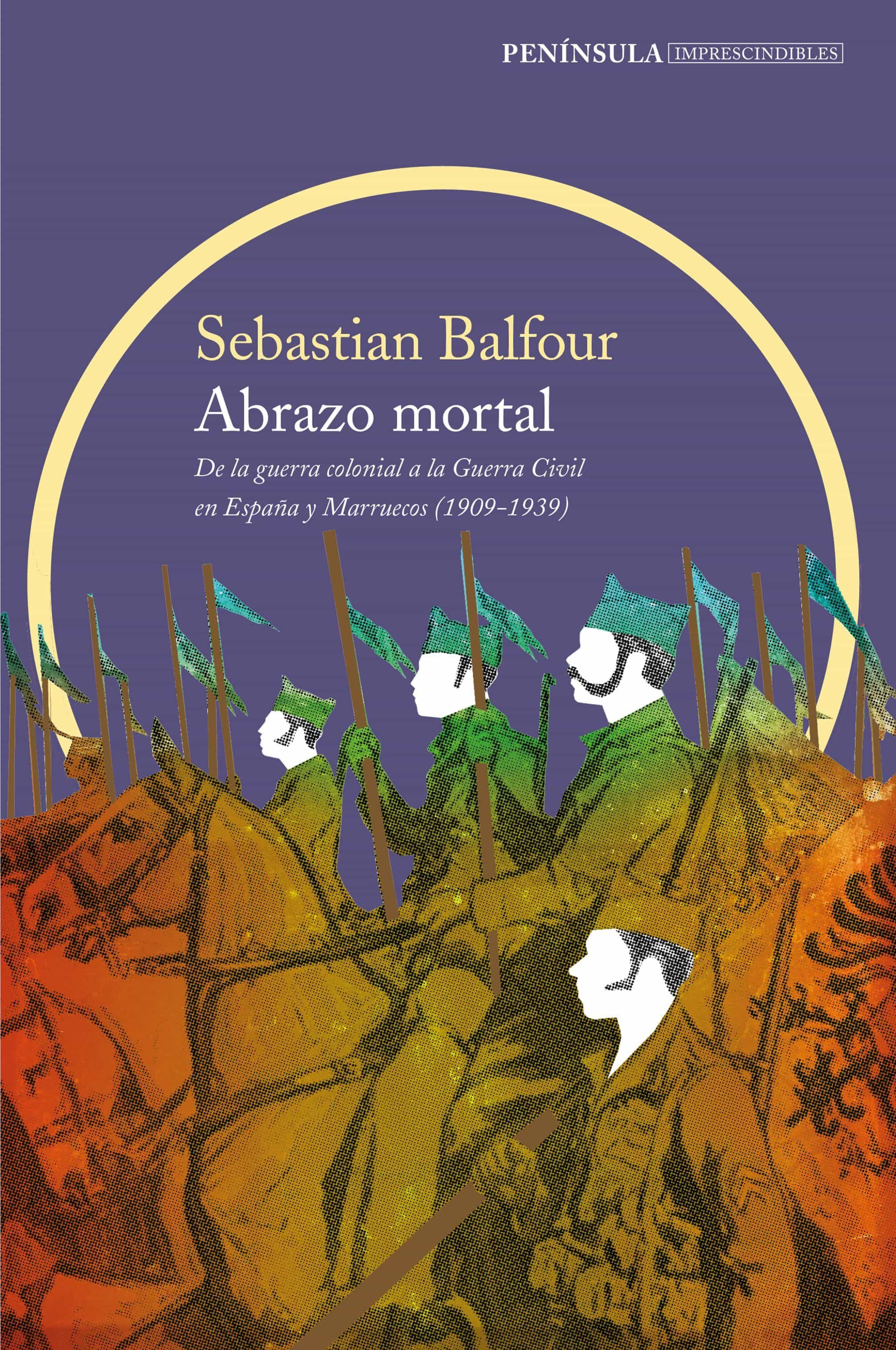 Abrazo Mortal por Sebastian Balfour
