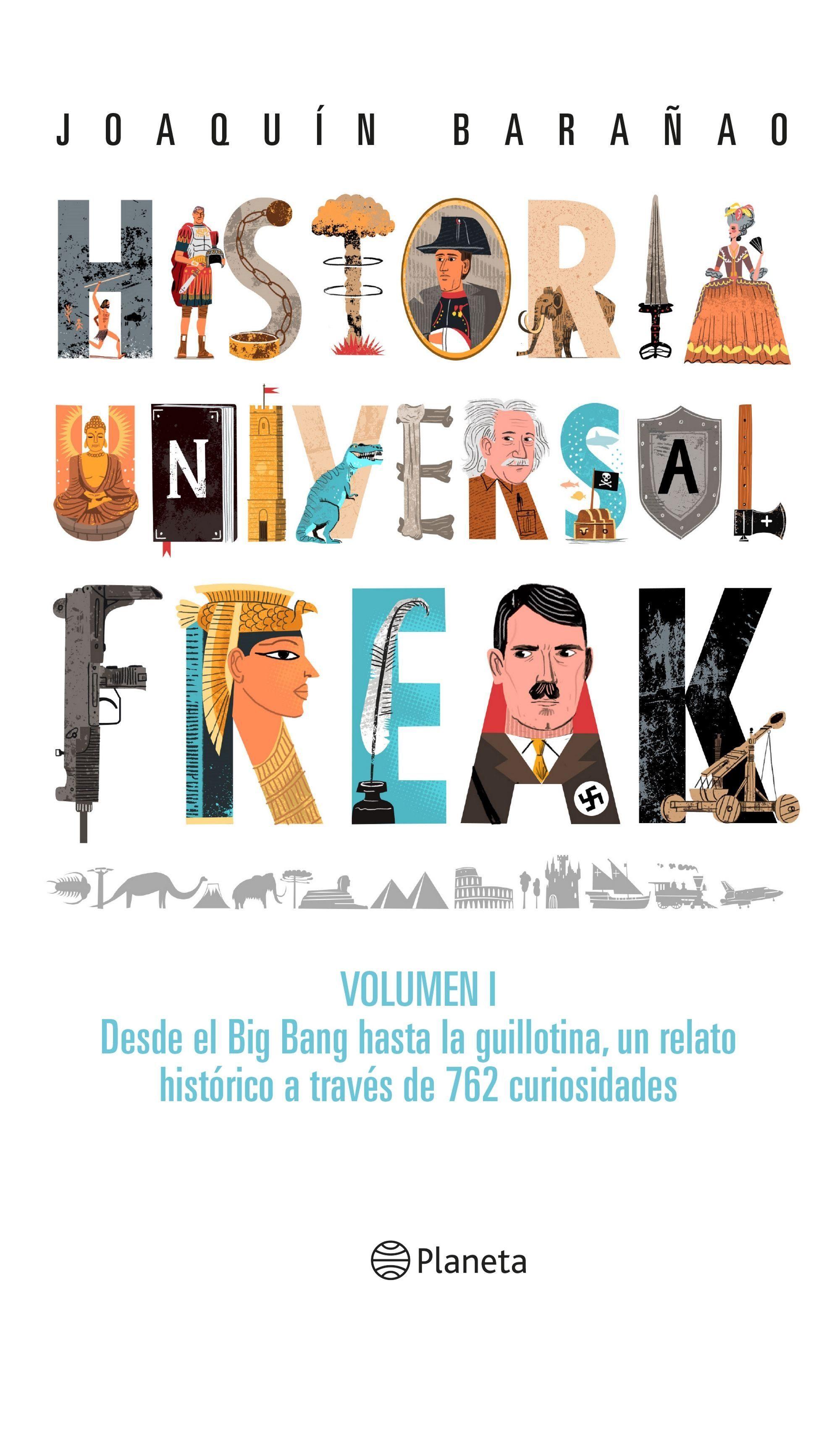 Resultado de imagen para historia freak universal