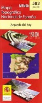 arganda del rey (1:50000)-8423434058300