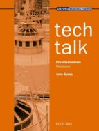 tech talk: pre-intermediate workbook-vicki hollett-9780194574600