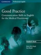 good practice: studnet s book ronald wright marie mccullagh 9780521755900