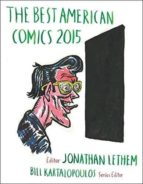 the best american comics jonathan lethem 9780544107700