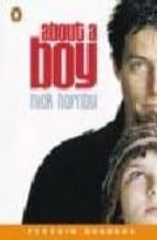 about a boy (book and cassette)-nick hornby-9780582779600